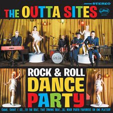THE OUTTA SITES ROCK'N'ROLL DANCE PARTY SPINOUT RECORDS LP VINYLE NEUF NEW + MP3