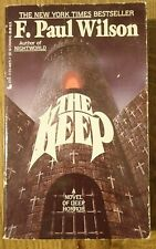 The Keep by F. Paul Wilson - 1986 Jove Paperback - Horror - Adversary Circle