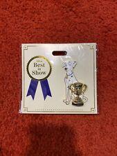 In Hand D23 WDI Disney's Best in Show Dog Perdita 101 Dalmatians Pin LE 300