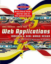 Mastering Web Applications: Concepts and Real World Design, Knuckles, Craig D. &