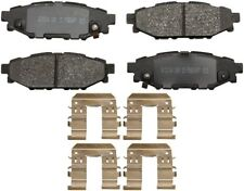 Rear Disc Brake Pads Monroe GX1114 for Subaru Forester Impreza Legacy Outback