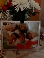 One Direction Framed Autographed Puzzle