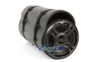 """BAZOOKA Non-Amplified 10"""" Ported Subwoofer Bass Tube 