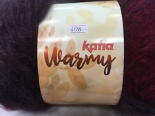 Katia Warmy Blanket In A Ball Yarn 250g Ball