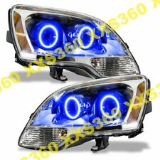 ORACLE Halo 2x HEADLIGHTS for GMC Acadia 08-12 BLUE LED Angel Eyes