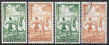 NEW ZEALAND 1940 Health pair, UM & FU. SG 626/627. Cat.£50.