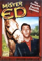 New: MISTER ED - The Complete Fourth Season - 4-Disc DVD Set