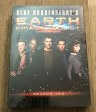 Earth - Final Conflict - Season Two (2) (Keepc New DVD