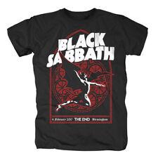 BLACK SABBATH - Church Window Devil T-Shirt