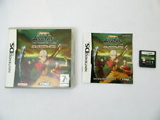 Avatar The Legend Of Aang The Burning Earth Nintendo DS Game Complete