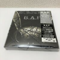 B.A.P Best. Absolute. Perfect (Type-A) JAPAN CD+DVD+Card SEALED