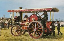 Transport Postcard - Garrett Showman's Tractor No.33987, Built 1920 - Ref XX899