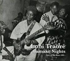 LOBI TRAORE - BAMAKO NIGHTS: LIVE AT BAR BOZO 1995  CD NEU