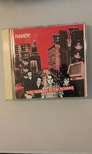 RANDY - THE HUMAN ATOM BOMBS - CD
