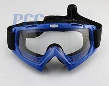 BLUE DIRT BIKE ATV MOTORCYCLE GOGGLE MOTOCROSS H GOGGLE-BLUE