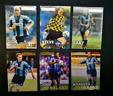 1996/97 Topps Merlin Premier Gold - Coventry City Complete Set (x6 Cards)