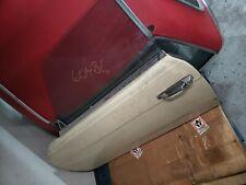 1976-1980 MERCEDES-BENZ W107 280, 360, 450, 560 SL SERIES | DRIVER DOOR