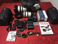 Canon XL2 Mini DV Camcorder, w/ 20x Zoom Lens and 3x Wide-Angle Lens