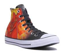 Converse CT All Star Hi DC Comics  The Flash Women Canvas Trainers Size UK 3 - 8