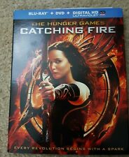 The Hunger Games Catching Fire Blu Ray DVD Not known if Digital Code is used