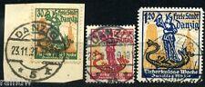 Danzig Tuberkulose Woche 1921 geprüft (S5051)