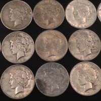 1927-1935 PEACE SILVER DOLLAR GOOD AND BETTER! GREAT COLLECTIBLE DATES!