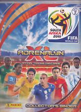WM 2010 in Südafrika XL Sammlung 219 verschiedene Karten in Sammelmappe