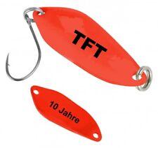 FTM Fishing Tackle Max Masu Security Wobbler 3cm 30mm 1,6g Gold Dunkel Gepunktet