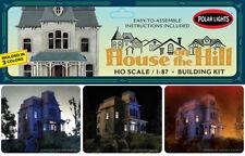 House On The Hill Psycho Bates Motel 1/87  Model Kit by Polar Lights 161PL05