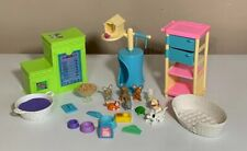 Vintage Barbie 1996 Pet Shop Pets Extras Lot