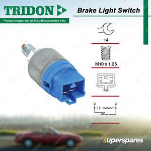 Tridon Brake Light Switch for Toyota 4 Runner Blizzard Bundera Caldina Carina