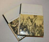 Miguel de Cervantes .Don Quijote de la Mancha .Edicion sovietica Moscu 1970 a .