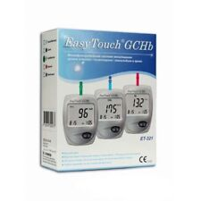 EASYTOUCH GCH best meter for glucose, colestherol and hemoglobin
