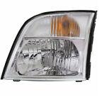 2006-06 Mountaineer Front Headlight Headlamp Halogen Head Light Lamp Driver Side