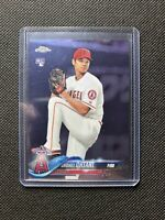 2018 Topps Chrome Shohei Ohtani RC #150 Rookie Los Angeles Angels! HOT! INVEST!