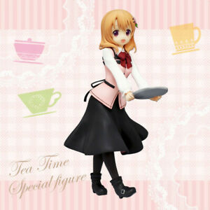 Tea Time Hoto Cocoa Special Figure Is the Order a Rabbit? FuRyu