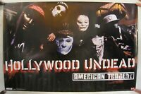 Hollywood Undead Poster American Tragedy Group Shot 22x34