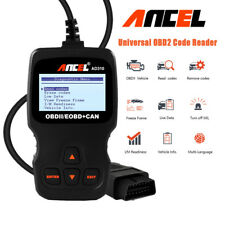 OBD2 Code Reader Check & Erase Car Engine Fault Codes Universal Diagnostic Tool