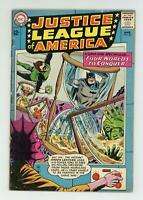 Justice League of America (1st Series) #26 1964 GD/VG 3.0
