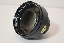 Canon EX 125mm f3.5 Lens in good condition 1:3.5 EX - *READ*