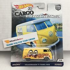 Volkswagen T1 Panel Bus * Cargo Carriers Car Culture 2018 Hot Wheels