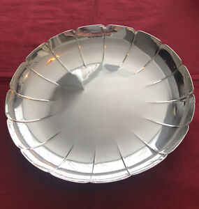 Vintage Silver Plated Fruit Bowl c.1960's