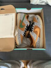 Nike SB Dunk Low Safari US10.5 EU44.5