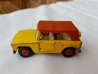 Vintage Matchbox No 18 Field Car - Made In England By Lesney.