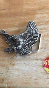 Mens eagle belt buckle