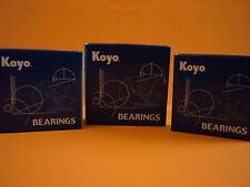 TDM850 91-02 XTZ750 SUPER TENERE KOYO 3X REAR WHEEL BEARINGS