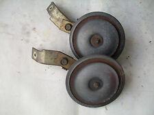 Mazda MX5 MK1 Horn Horns with Brackets (pair)