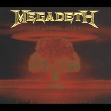 Greatest Hits: Back to the Start [Digipak] [Limited] by Megadeth (CD,...
