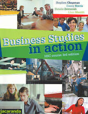 Business Studies in Action HSC Course by Stephen Chapman (Paperback)