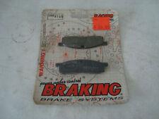BRAKING FRONT YZ80 YZ85 TTR125 FRONT BRAKE PADS 705